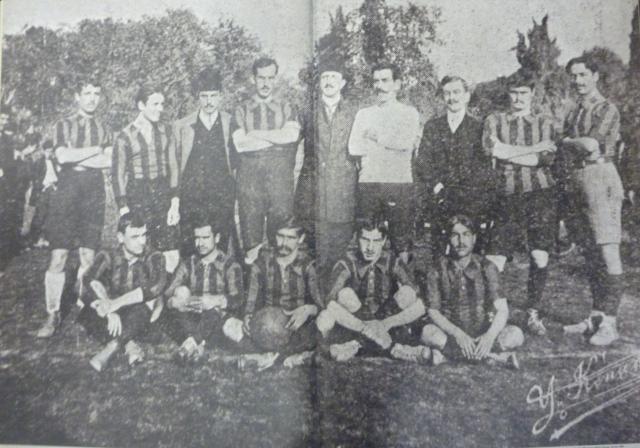 Fenerbahçe Spor Kulübü Tarihçesi II.Kısım